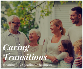 Caring Transitions Franchise Opportunity is Meaningful and Profitable