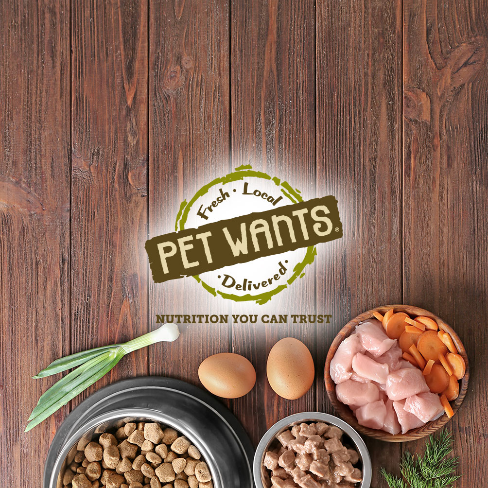 Pet Wants Nutrition you can trust