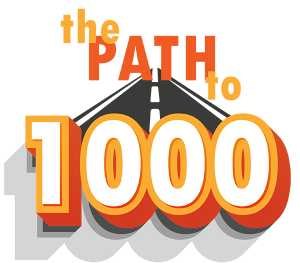 Path to 1000